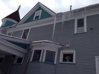 Large Queen Anne home on Wick Park following restoration