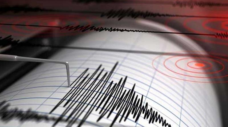 Earthquake in Delhi-NCR - Metro Mumbai