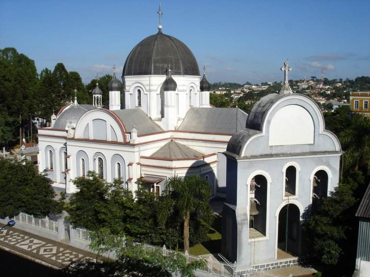 Paróquia São Josafat - Prudentópolis - PR