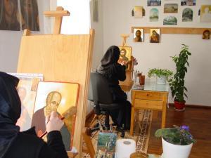 icone dipinte a mano