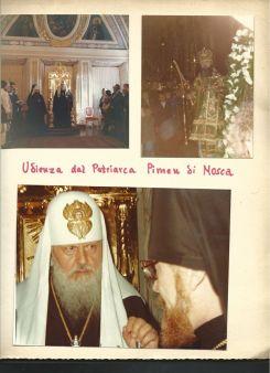 Patriarhul Alexei I al Moscovei .