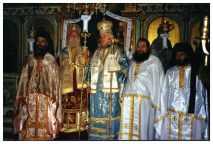 Sfanta Liturghie Atena