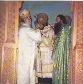 Metropolita Gabriele Consacrazione Episcopale