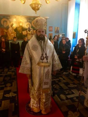Chiesa Ortodossa Como - Mons Avondios