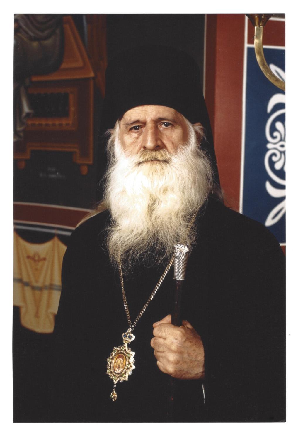 Arcivescovo Ortodosso Gregorio Baccolini