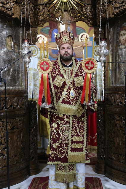 Arcivescovo Avondios -Monastero ortodoso Santa Trinita