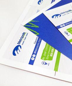impresion opalina tarjetas certificados