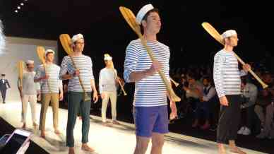World Mastercard Fashion Week/ Finezza (Image: Carla Hernandez)