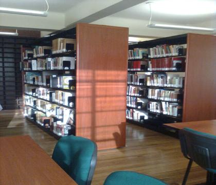 Biblioteca Central SLP