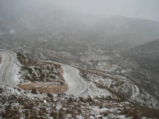 Real de Catorce nieve 8