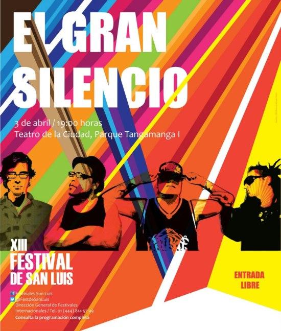 El Gran Silencio  en el XIII FEstival de San Luis