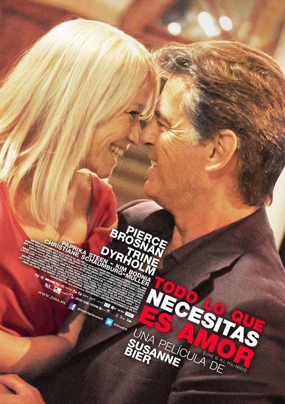 Poster Todo lo que Necesitas es Amor_B