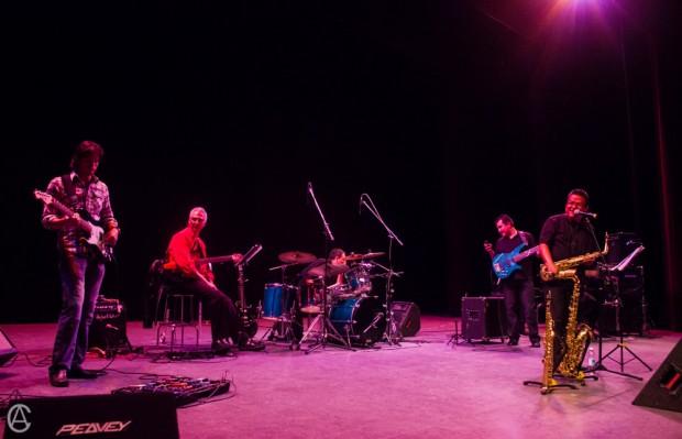 Presentación Zarek Jazz