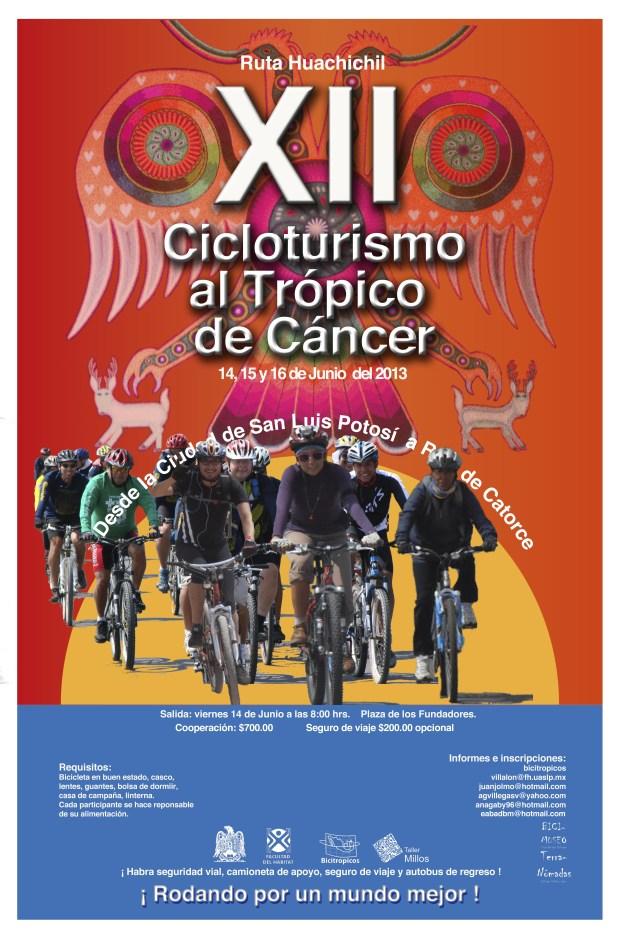 XII ciclocircuito al tropico de cancer