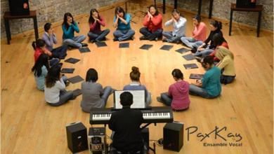Photo of La escuela de iniciación artística del IPBA invita al concierto didáctico «Pax K'ay» ensamble vocal