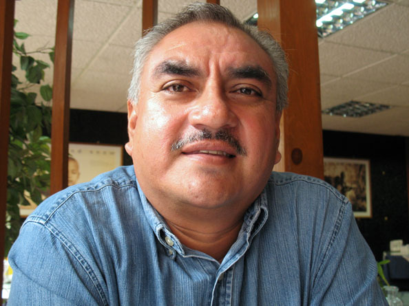 Alfonso Badillo Dimas