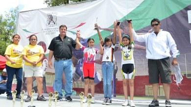 Photo of Concluye la competencia de Ciclismo Infantil