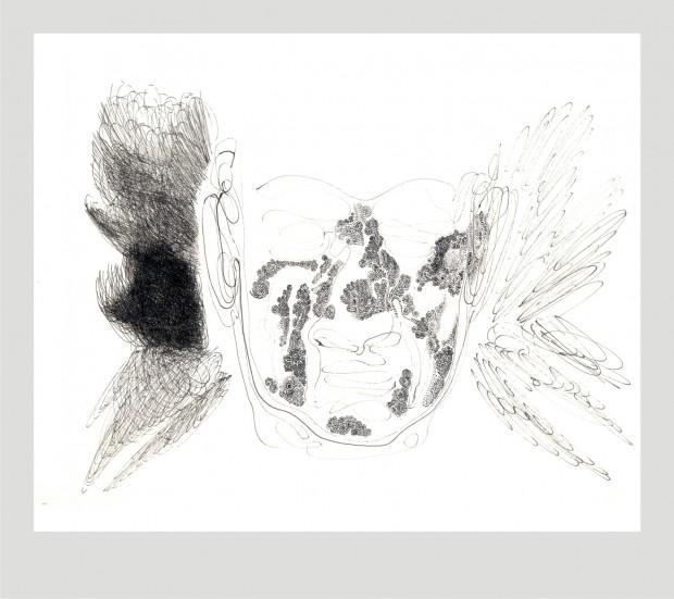 Dibujo de Oswaldo Ramos (2)