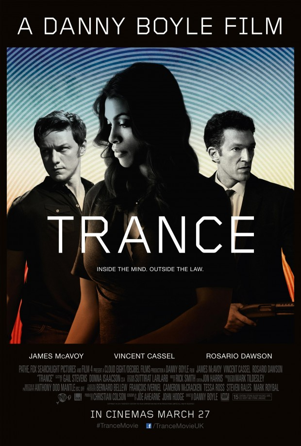en trance poster
