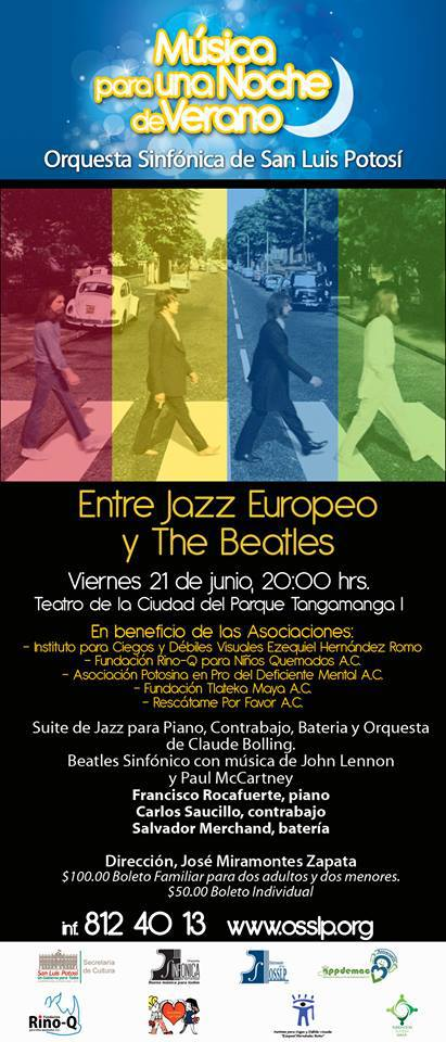 entre jazz europeo y the beatles