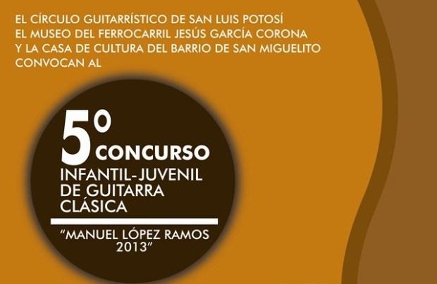 Cartel 5o. Concurso MLR 2013