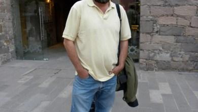 Photo of Eudaro Antonio Parra Impatió taller Lietarioen el Centro de las Artes