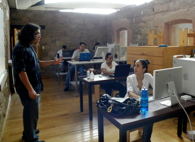ARTE Y NUEVAS TECNOLOGIAS_CASLPC 2013