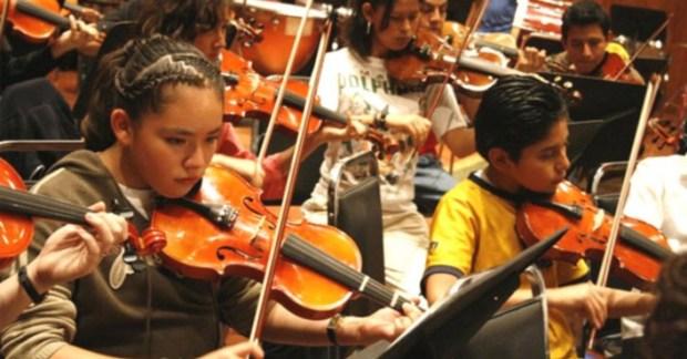 orquesta juvenil slp