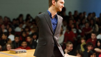 Photo of Nick Vujicic regresa a San Luis Potosí este viernes