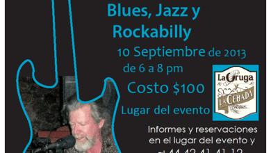 Photo of Clínica de guitarra con John Borroz