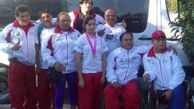 Photo of San Luis Potosí obtiene 4 medallas en el Nacional Sobre Silla de Ruedas