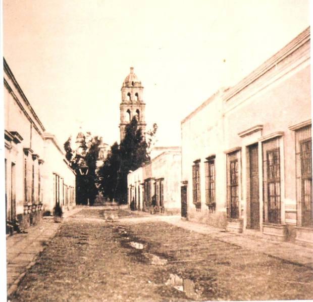 Jesús Martínez Melgarejo - Imágenes históricas de San Luis Potosí, México