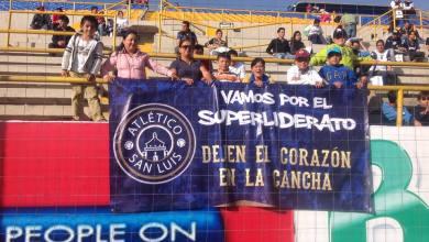 Photo of Entrena el Atlético San Luis ante su afición