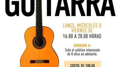 Photo of Taller de Guitarra -IPBA