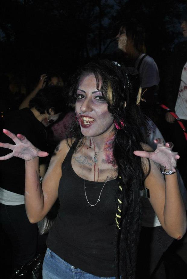 zombie walk slp