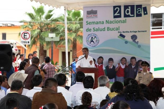 2.-FTF SEGUNDA SEMANA NACIONAL DE SALUD BUCAL
