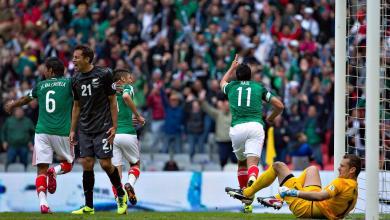 Photo of México vence 5 – 1 a Nueva Zelanda