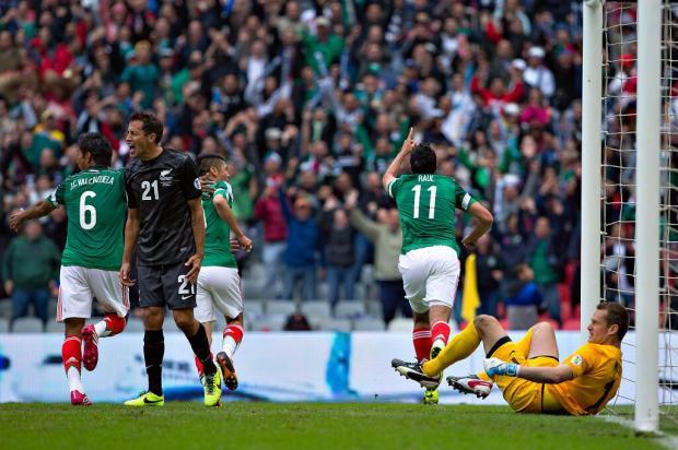 Gol mexico nueva zelanda