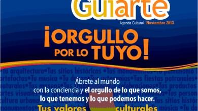 Photo of Guiarte Noviembre 2013