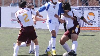 Photo of Inauguraron segundo torneo nacional de fútbol 5 para ciegos y débiles visuales