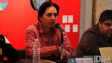 Photo of Armando Alanís creador de Acción Poética presento libro en el IPBA