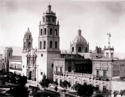 Iglesia de San Frnacisco Guillermo Kahlo