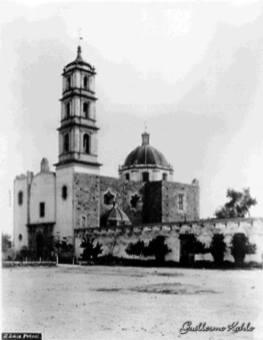 Iglesia de Santiago SLP