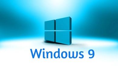 Photo of Anuncian el lanzamiento de Windows 9