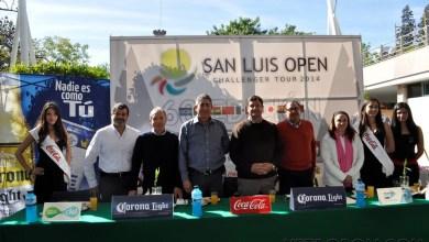 Photo of Presentan el San Luis Open Challenger Tout 2014