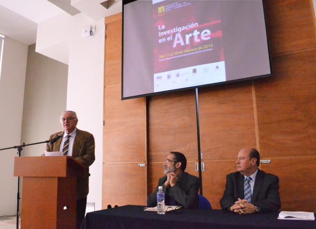 Inauguración-Xavier Alejandro Torres Arpi