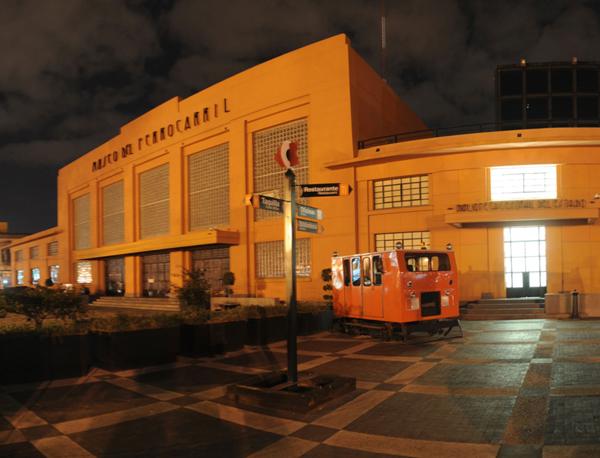 museo del ferrocarril slp