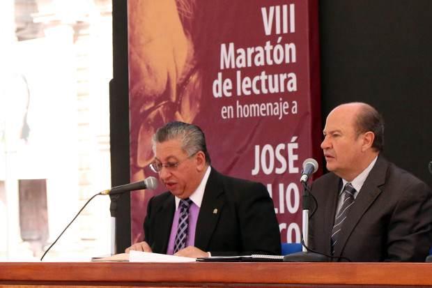 20Mar14 VIII Maratón Lectura Universitario 2