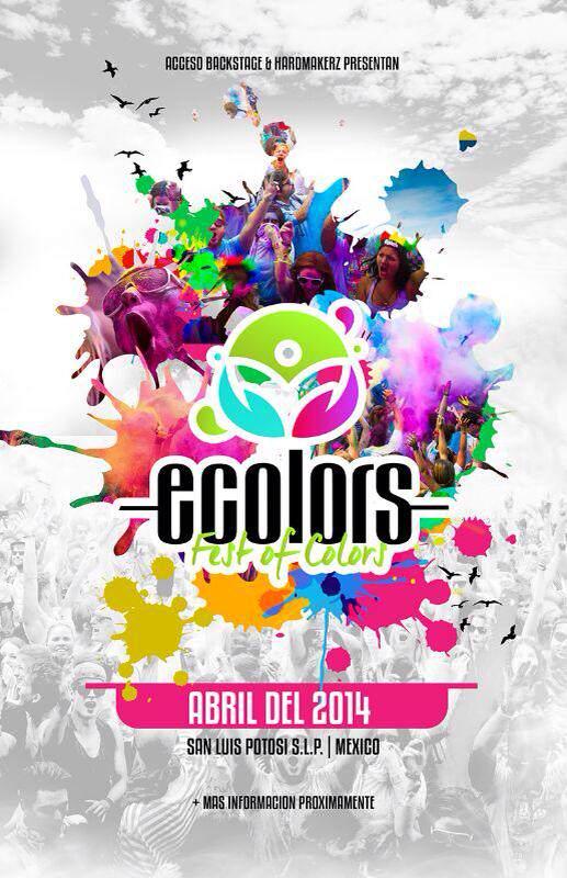 Ecolors Fest Colors