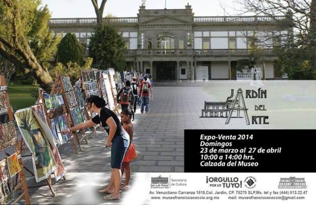Jardín del Arte 2014